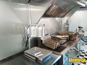 Food Concession Trailer Kitchen Food Trailer Work Table Florida for Sale