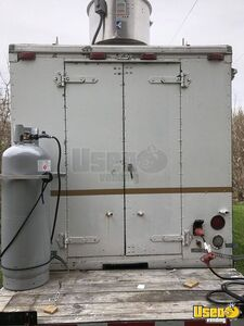 Food Truck Air Conditioning Ohio Gas Engine for Sale