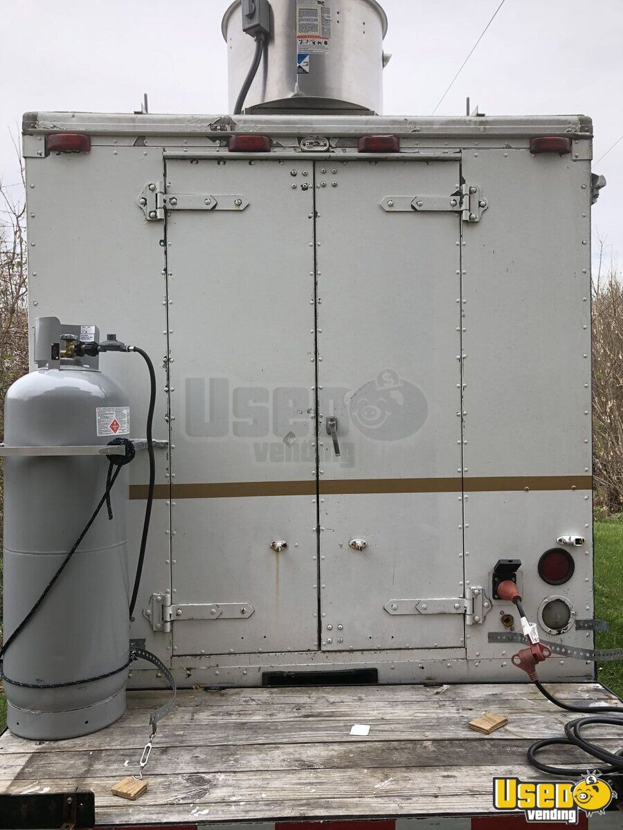 Food Truck Air Conditioning Ohio Gas Engine for Sale - 2
