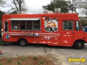 Chevy Food Truck for Sale in Alabama!!!