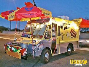 Dodge Food Truck for Sale in Arizona!!!