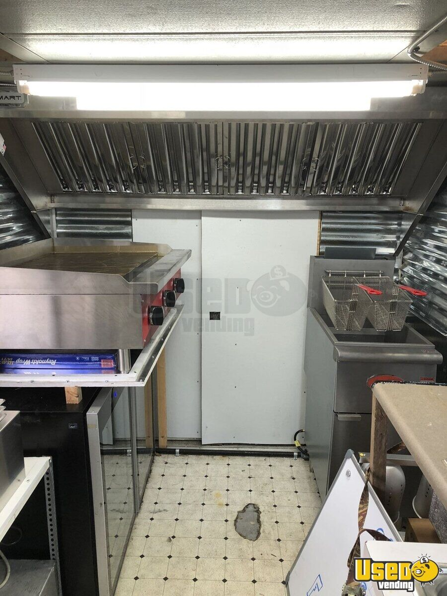 Food Truck Awning Ohio Gas Engine for Sale - 5
