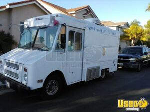 Shaved Ice Truck for Sale in California!!!