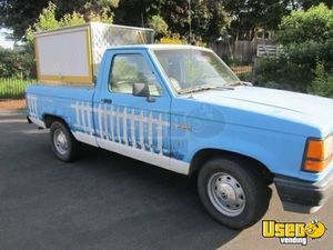 Ford Lunch / Canteen Truck for Sale in California!!!