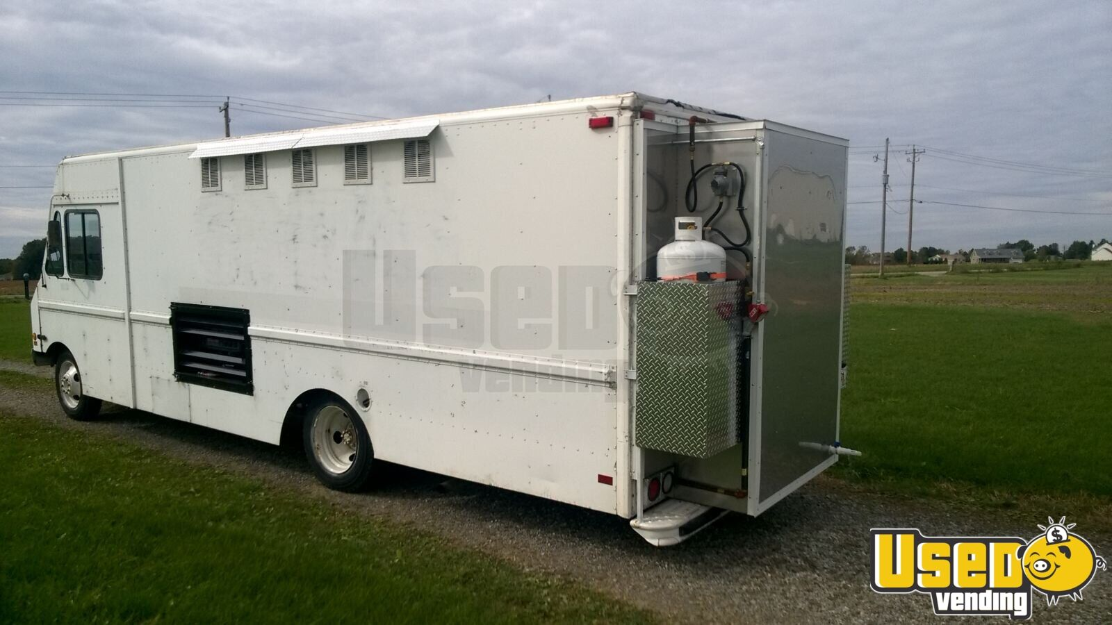 Food Truck Concession Window Ohio Gas Engine for Sale - 2