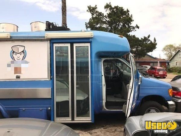 Food Truck Concession Window Texas for Sale