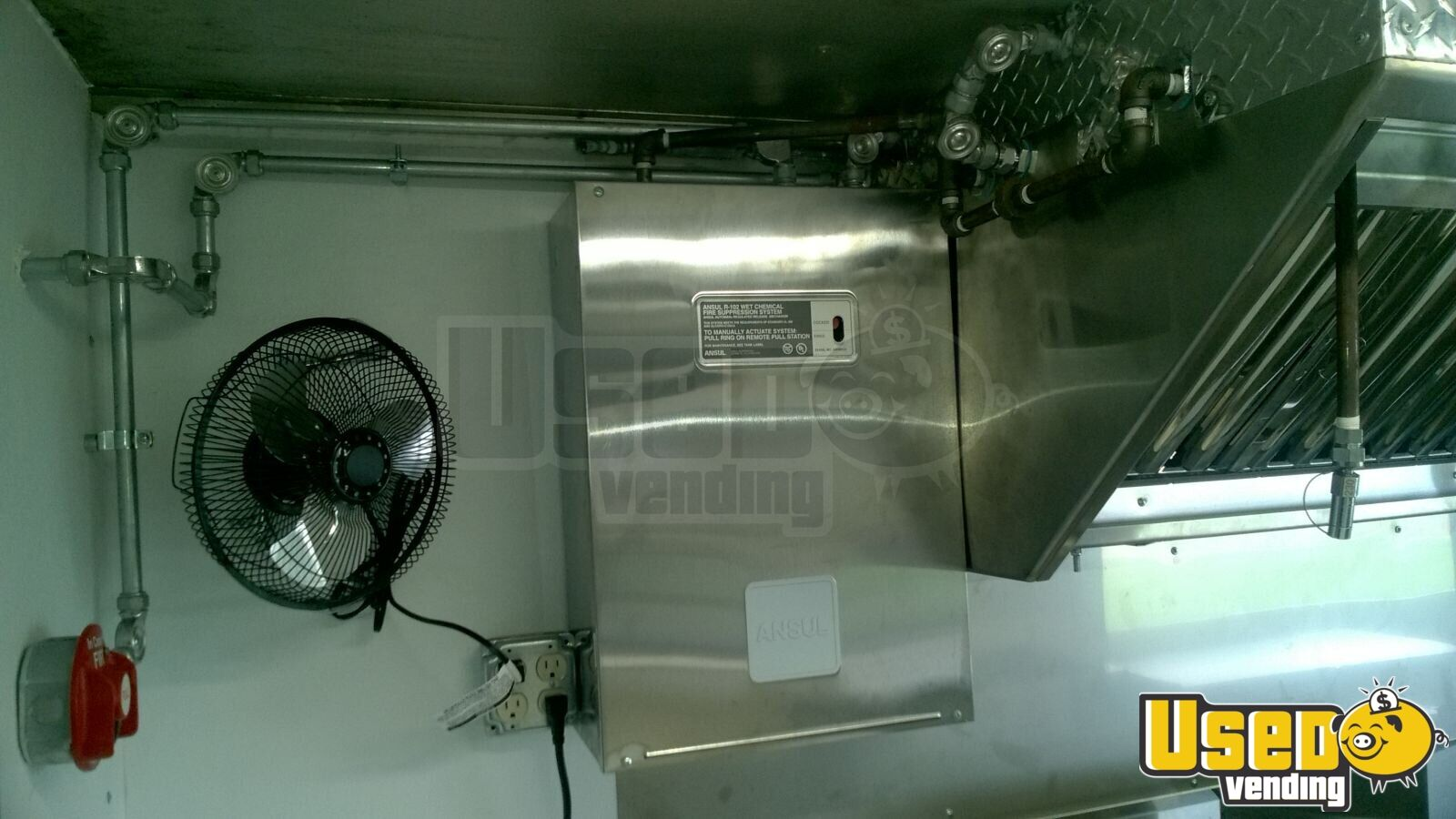 Food Truck Deep Freezer Ohio Gas Engine for Sale - 11