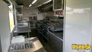 Food Truck Exterior Customer Counter Ohio Gas Engine for Sale