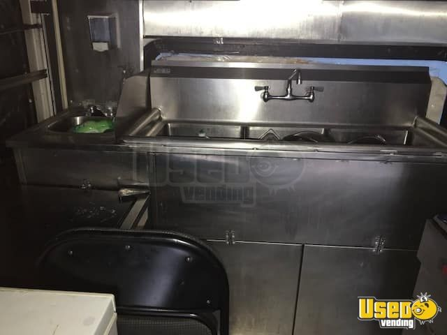 Food Truck Exterior Customer Counter Texas for Sale - 7