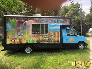 14' Ford Smoothie / Coffee Truck for Sale in Florida!!!