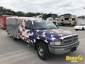 12' Dodge Lunch / Canteen Truck for Sale in Florida!!!