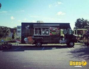 Ford E-450 Food Truck for Sale in Florida!!!