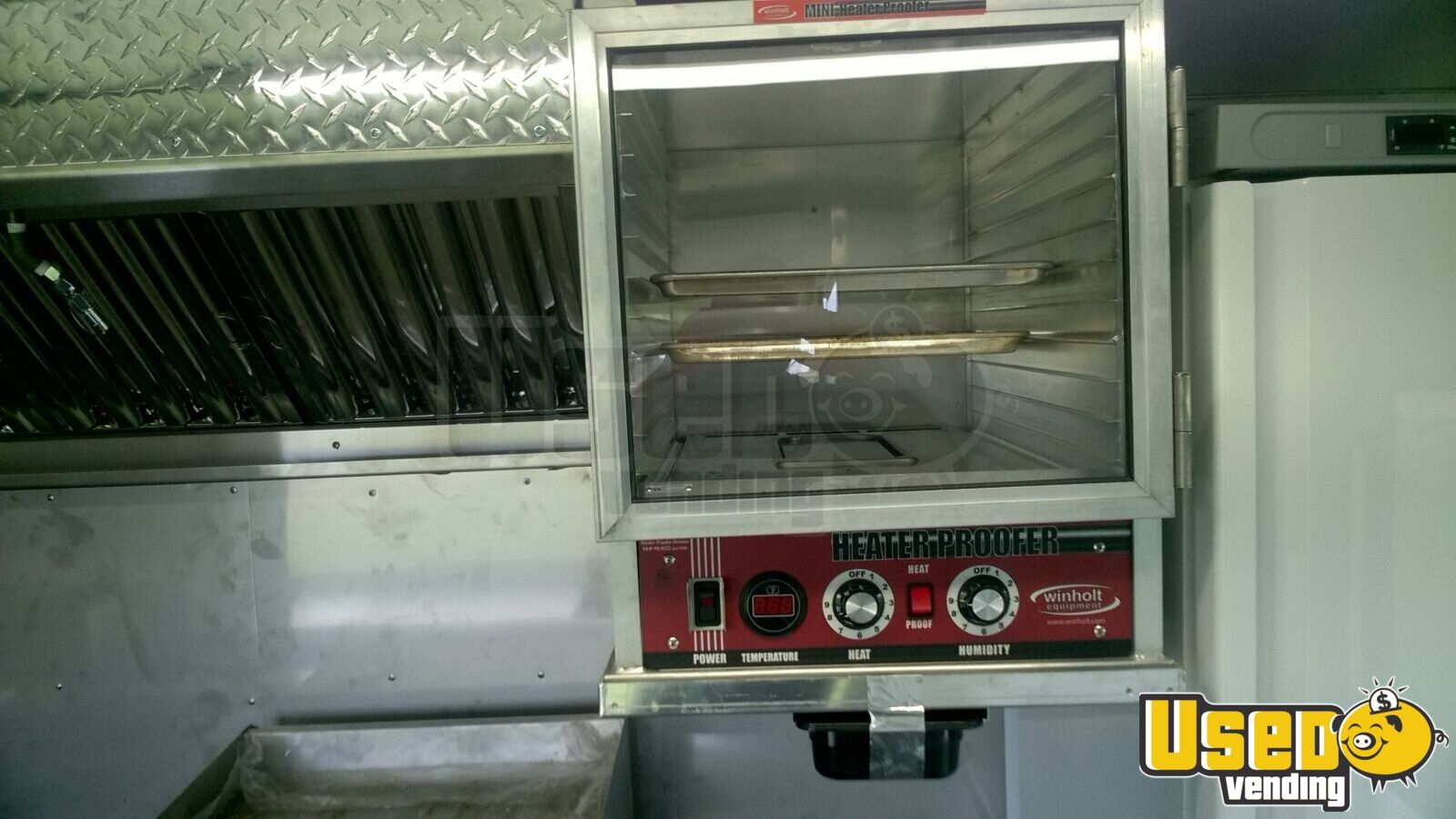 Food Truck Generator Ohio Gas Engine for Sale - 9