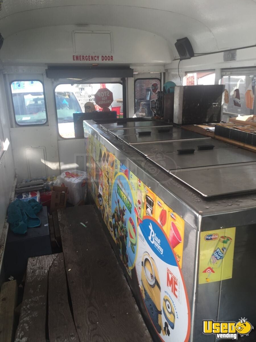 Food Truck Ice Cream Cold Plate New Jersey Diesel Engine for Sale - 4