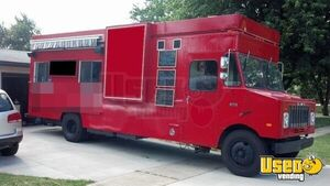 GMC Food Truck for Sale in Indiana!!!