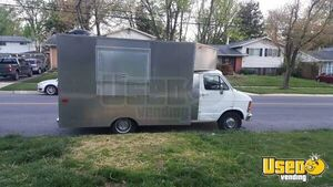 Dodge Food Truck for Sale in Maryland!!!