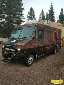 Ford Food Truck for Sale in Montana!!!