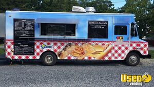 Chevy P-30 / Grumman Mobile Kitchen Food Truck for Sale in New York!!!
