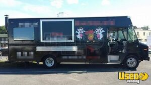 Workhorse BBQ Truck for Sale in New York!!!