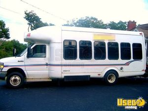 Used Ford E450 Food Truck in New York for Sale!!!