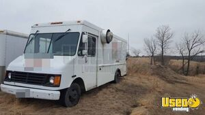 Chevy Food Truck for Sale in North Dakota!!!