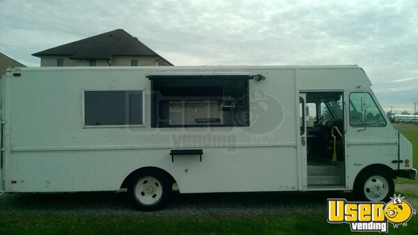 Food Truck Ohio Gas Engine for Sale