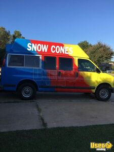 Chevy Shaved Ice / Ice Cream Truck for Sale in Oklahoma!!!
