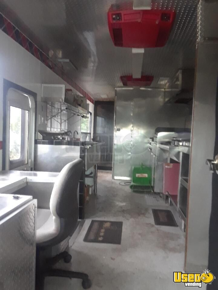 Food Truck Refrigerator Florida for Sale - 8