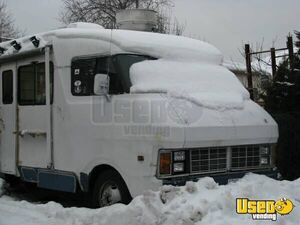 Dodge Food Truck for Sale in Rhode Island!!!