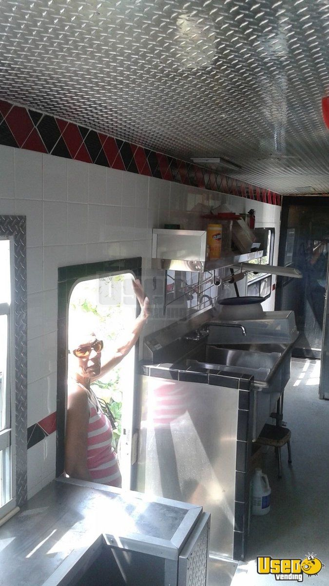 Food Truck Steam Table Florida for Sale - 12