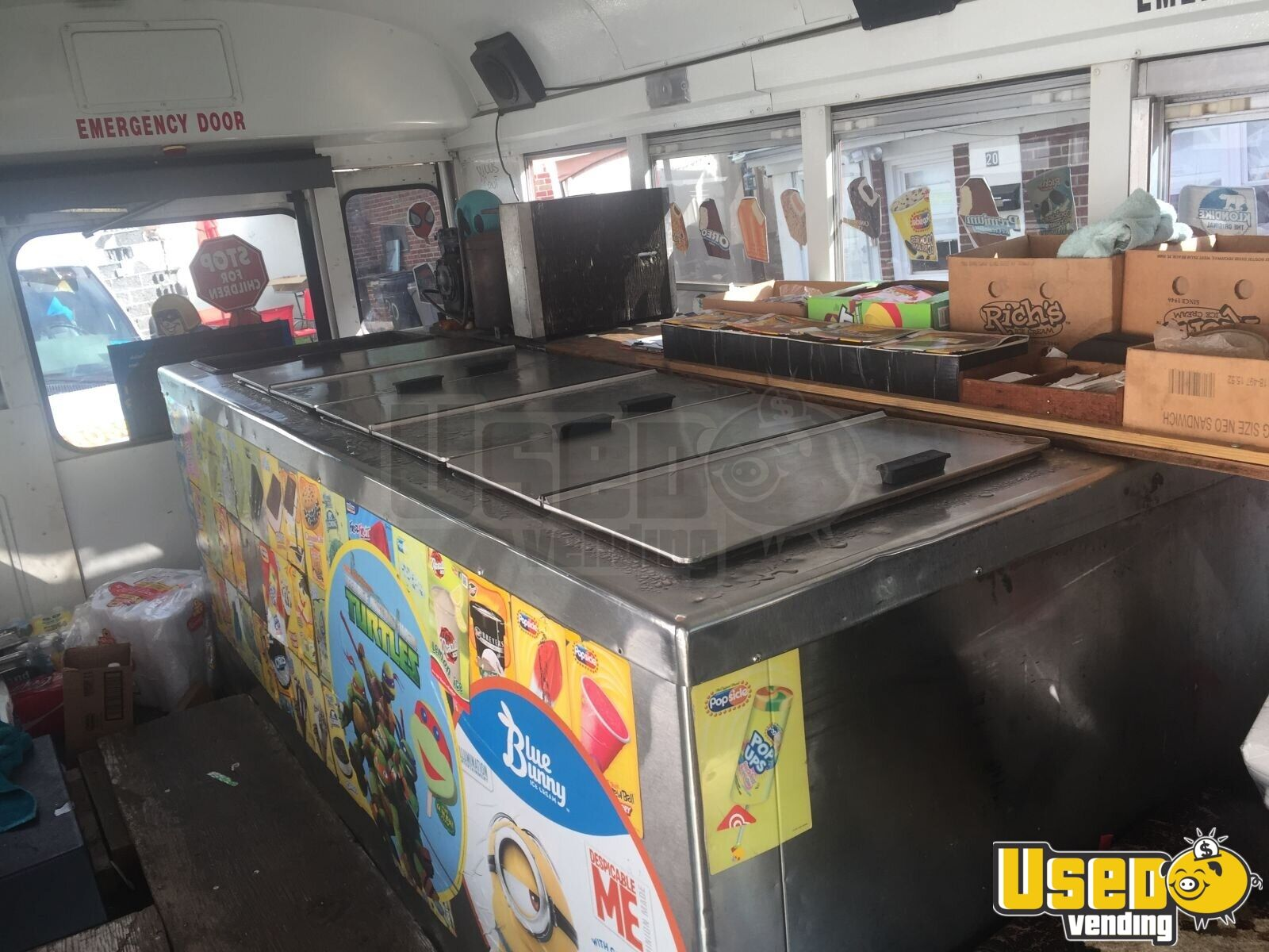 Food Truck Transmission - Automatic New Jersey Diesel Engine for Sale - 5
