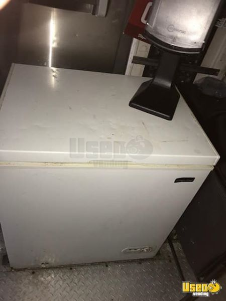 Food Truck Vertical Broiler Texas for Sale