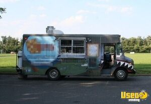Chevy Food Truck Mobile Kitchen for Sale in Virginia!!!