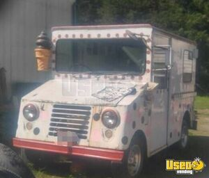 Ford Ice Cream Truck for Sale in Washington!!!