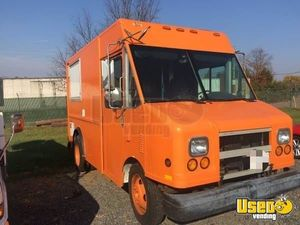 GMC Food Truck for Sale in Wyoming!!