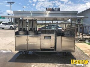 Food Vending Concession Cart Food Cart 7 Texas for Sale