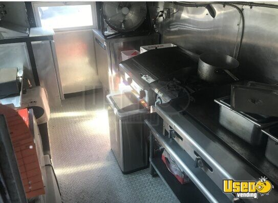 Ford F350 Food Truck Chargrill District Of Columbia Gas Engine for Sale - 8