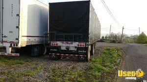Freedom 48' Curtainside Flatbed Trailer Flatbed Trailer 3 Tennessee for Sale