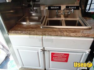 Freightliner All-purpose Food Truck Hand-washing Sink Delaware Diesel Engine for Sale