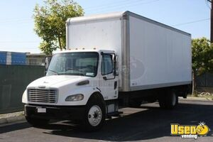 2007 Freightliner M2 Box Truck Day Cab / Used Semi Truck for Sale in California!