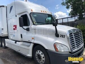 Ready to Work 2011 Freightliner Cascadia Sleeper Semi Truck for Sale in Florida!