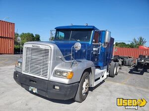 Used 2000 Freightliner FLD120 Sleeper Cab Semi Truck AT for Sale in Florida!