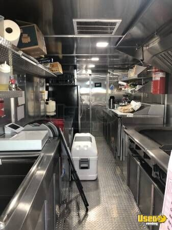 Gmc Workhorse Food Truck Fryer Florida for Sale - 13