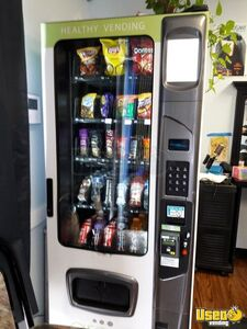 2014 USI / Wittern / Vendnet GROW Healthy Snack & Drink Vending Machine for Sale in California!