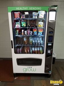 2015 GROW Healthy Vending Machine for Sale in Texas!