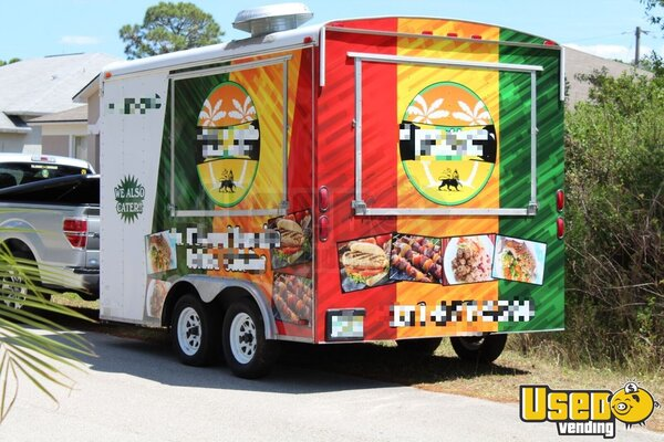 Haul Kitchen Food Trailer Florida for Sale