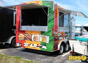 Haul Kitchen Food Trailer Generator Florida for Sale