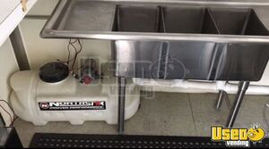 Haul Kitchen Food Trailer Triple Sink Florida for Sale