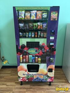 2017 Healthier 4U Combo Healthy H4U Electronic Snack & Drink Vending Machines for Sale in Colorado!