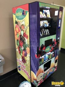 2016 Healthier 4U Healthy Combo Vending Machines for Sale in Florida!